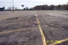 Parking Lot Overlay & Repair